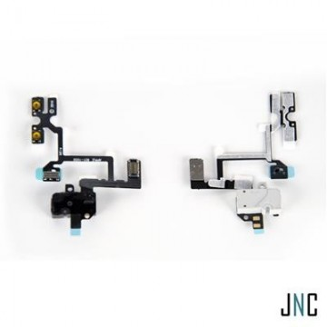 Nappe Audio/Jack/Vibreur iPhone 4 - Noire