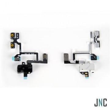 Nappe Audio/Jack/Vibreur iPhone 4 - Blanche