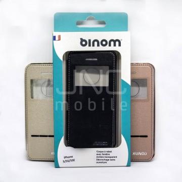 Coque Peik Iphone 5/5S/5SE Noire
