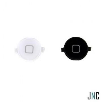 Bouton Home iPhone 4 - Noir
