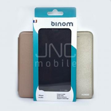 Coque Saina iPhone 6 Plus/6S Plus Noire