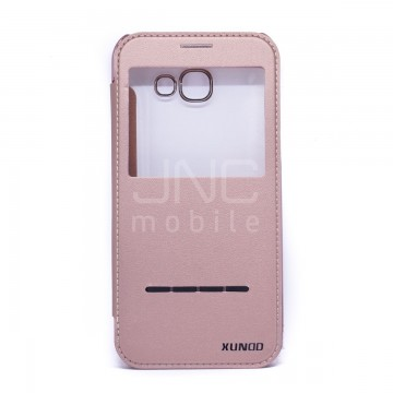 Coque Peik Samsung A5 2017 Rose Gold