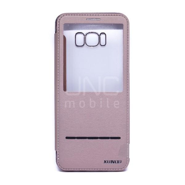 Coque Peik Samsung S8 Plus Rose Gold