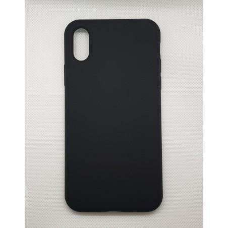 Coque Reno iPhone X Noire