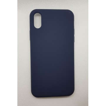 Coque Reno iPhone X Bleu