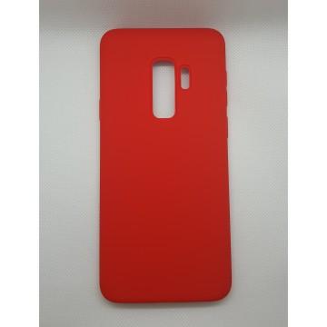 Coque Reno Samsung S9 Rouge