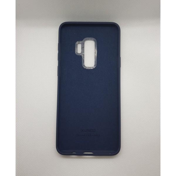 Coque Reno Samsung S9 Bleu