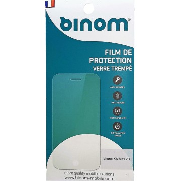 Film protection verre trempé 0,33mm - iPhone XSmax