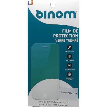 Film protection verre trempé 0,33mm - Samsung A8 2018