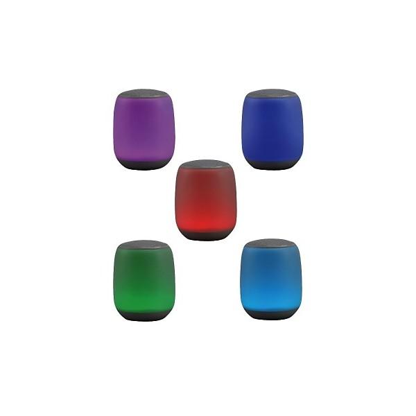 Lampe Enceinte Bluetooth Binom Q7