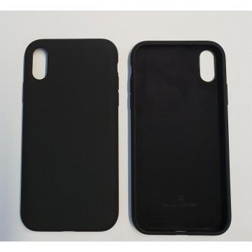 Coque Reno iPhone XR Noir