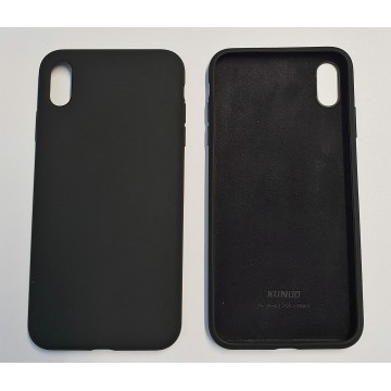 Coque Reno iPhone XS Noir