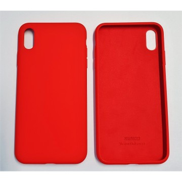 Coque Reno iPhone XS Rouge
