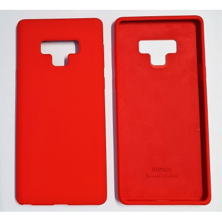 Coque Reno Samsung Note 9 Rouge