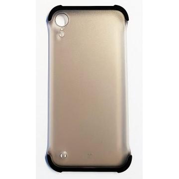 Coque Matin iPhone XR Noir