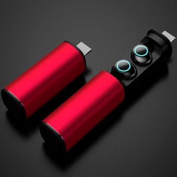 Ecouteur Bluetooth - Rouge