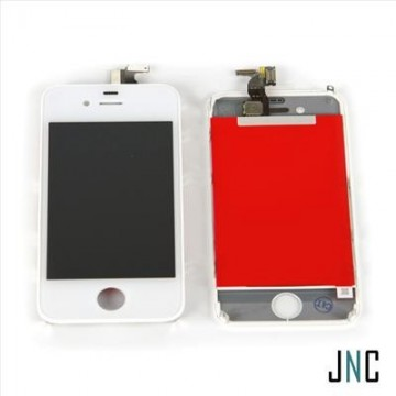 Afficheur + Écran tactile iPhone 4 Compatible - Blanc