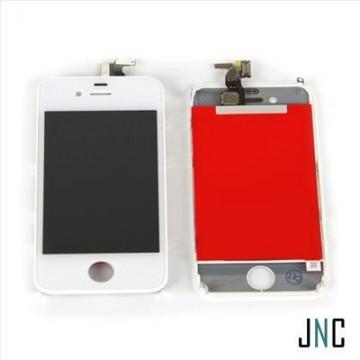 Afficheur + Écran tactile iPhone 4 Compatible - Blanc