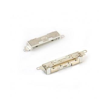 Connecteur de charge iPhone 4S - Blanc