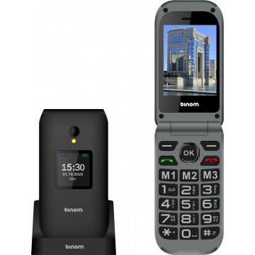 Téléphone à clapet Binom X2