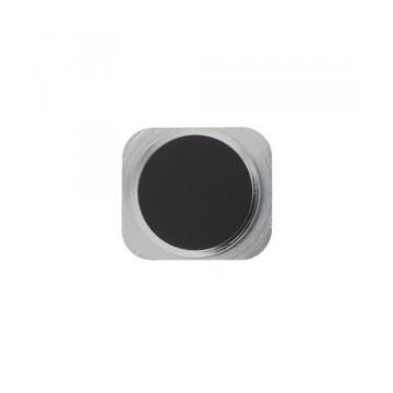 Bouton Home iPhone 5S - Noir/Argent
