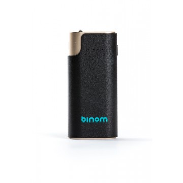 Power Bank Briquet 5000 mAh Noire