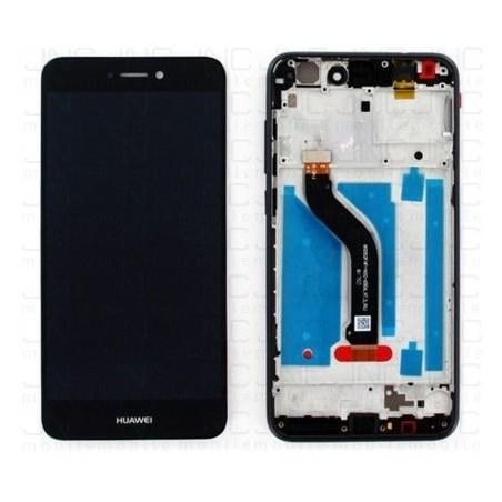 Ensemble (LCD+Frame) Huawei P8 Lite 2017 - Noir