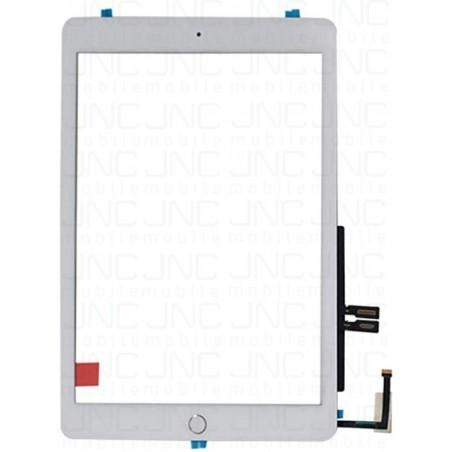"""Écran tactile iPad 6eme génération 2018 (A1893 A1954) 9.7"""" - Blanc"""