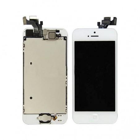 Afficheur + Écran tactile iPhone 5 Original - Blanc