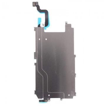 Plaque métallique avec Nappe rallonge Bouton Home iPhone 6 Plus