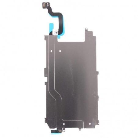 Plaque métallique Nappe rallonge Bouton Home iPhone 6 Plus