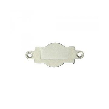 Plaque métallique Bouton Home  iPhone 5