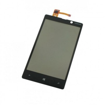 Écran Tactile + Support Lumia 820 - Noir