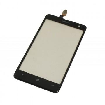 Écran Tactile + Support Lumia 625 - Noir