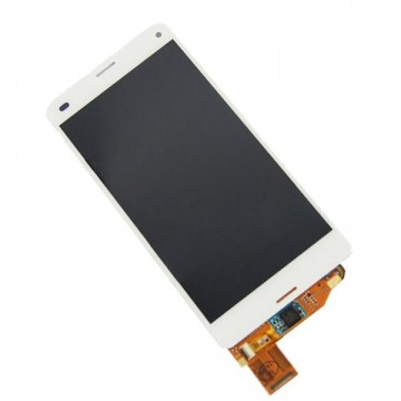 Écran Tactile + LCD + Adhésifs Sony Z3 compact - Blanc