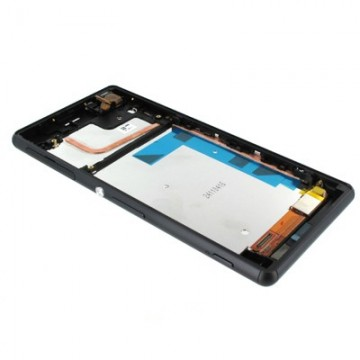Capot arrière Sony Xperia Z - Blanc