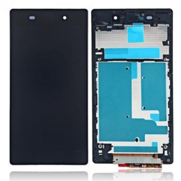 Écran complet (Tactile + LCD + Cadre) Sony Z1 - Noir