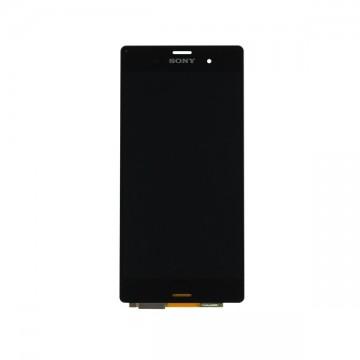 Écran Tactile + LCD + Adhésifs Sony Z3 - Noir