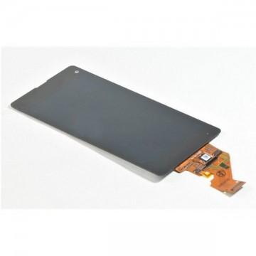 Écran Tactile + LCD+ Adhésifs Sony Z1 compact - Noir