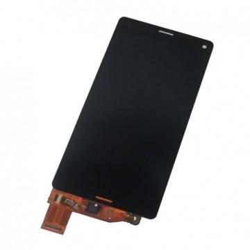 Écran complet (Tactile+LCD+Cadre) Sony Z3 compact - Noir