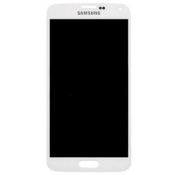 Écran complet Galaxy S5 Blanc