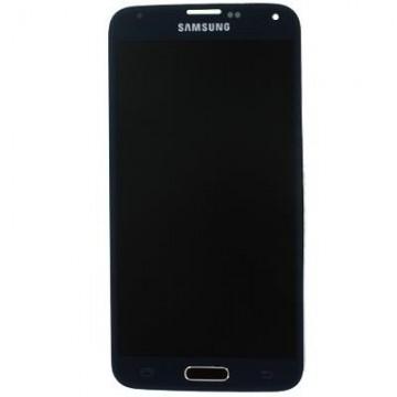 Écran complet Galaxy S5 Noir