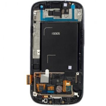 Écran complet Galaxy S3 9305 Noir