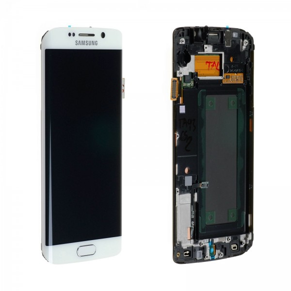 Écran complet Galaxy S6 Blanc