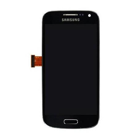 Écran complet Galaxy S4 Mini i9195 - Bleu Nuit