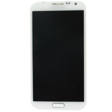 Écran complet Galaxy Note 2 n7105 - Blanc