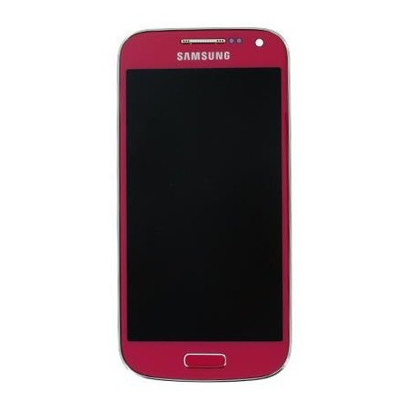 Écran complet Galaxy S4 9505 Rose