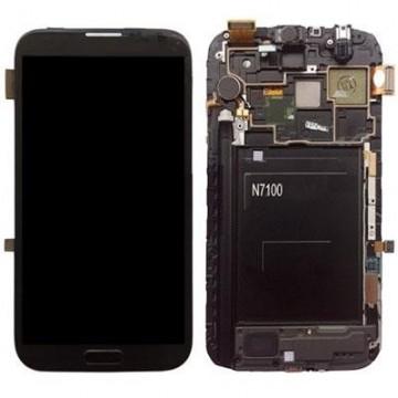 Écran complet Galaxy Note 2 n7100 - Gris