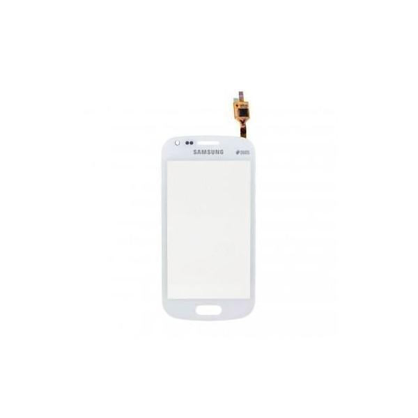 Écran Tactile Galaxy Trend S7560 - Blanc
