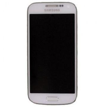 Écran complet Galaxy S4 Mini i9195 - Blanc